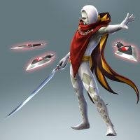 Hi-res Ghirahim HW Render (Need Rendered Please!) by DaKidGaming