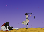 Soul Eater Ch 57 color by Hay-Hay-chan