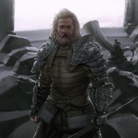 The Warden of Helms Deep by reau