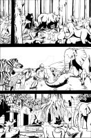 Animalia Pg 1 by kentarcher