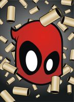 Heads Up Deadpool by HeadsUpStudios
