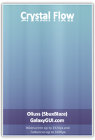 Crystal Flow by Oliuss