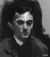 Sargent value Study 1 by FelFortune