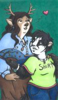 Changeling Charmed by rachelillustrates