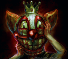Crown the Clown by cinemamind