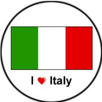 Hetalia Italy Button by FoxTrotProducts