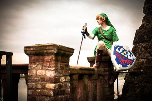 The Legend of Zelda by RoteMamba