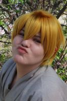 Magi: Kissy face by InuKid