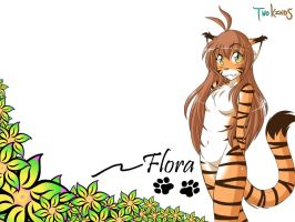 Flora Background edited by ekkkkkknoes