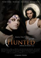Hunted - Movie Poster 2 by NatBelus
