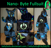 Nano-Byte Fullsuit by SaltyPuppy