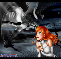Ulquiorra x Orihime - UlquiHime by FiorFior