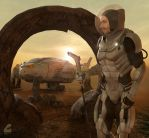 Echoes of Sentience by Rob-Caswell