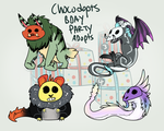 Bday Presents [Opening Time] by Chocodopts