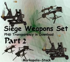 Siege Weapons 2 - Nov. 25th 07 by markopolio-stock