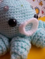 Octopus Amigurumi Pattern by EssHaych