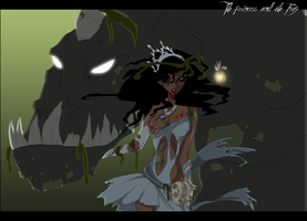 Twisted Frog Princess by SorahChan