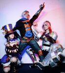 VI : League  of Legend by minimiauu