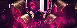 The pink soldier by Ayanashii