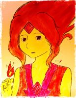Flame Princess by Just-belle
