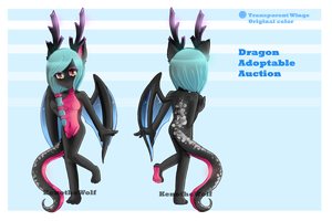 CLOSED Adopt Syretta the Dragon by KenotheWolf