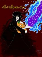 Rise of the Guardians O.C: All-Hallows-Eve by DogDemonAbridged12