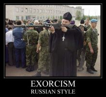 Russian Exorcism by jay4gamers1