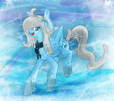 Icesplatter Captain Pony by Kna