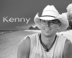 Kenny Chesney by Chockarocka