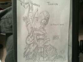 Assassin's Creed 3 unfinished... by Drawception