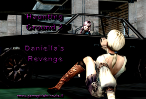 Haunting Ground 2 Movie by Bahlinka