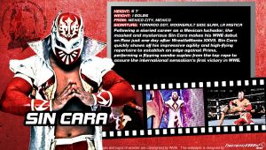 WWE Sin Cara ID Wallpaper Widescreen by Timetravel6000v2