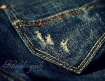 sand under your jeans by KCELphotography