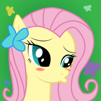 Fluttershy Duckface by mini-deus
