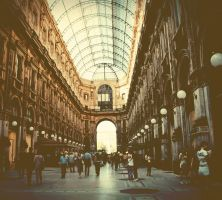 Milano by Blurry-Photography