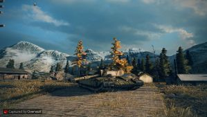 World Of Tanks Challenger-2 by x-Silent-Night-x