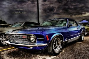 Mustang by noune83
