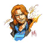 Ghost Riders: Johnny Blaze by FelipeSmith