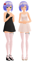 MMD Request - COMPLETE - A$ris by Rayne-Ray