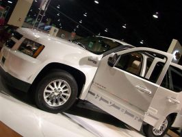 Chevy Tahoe Hybrid by mikebontoft
