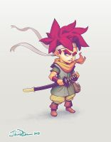 Gamer For Life Chrono by NorseChowder