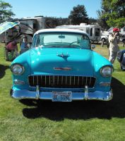 1955 Chevy Del-Ray by Photos-By-Michelle