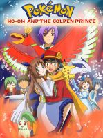 Ho-oh and the Golden Prince by lovelychu