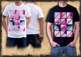 T-Shirt Design 6 - Mixed by thomasdyke