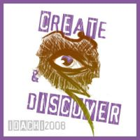 create and discover be scared by IDACHI