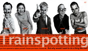 trainspotting by uncannyman