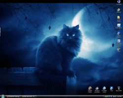 Desktop Jan 2010 by rotten-carcass
