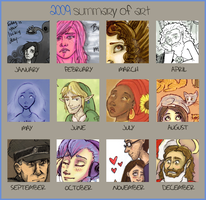 2009 by HapyCow