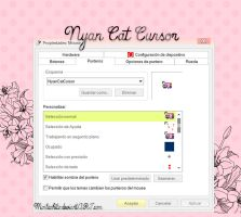 Cursor NyanCat by Moustachito