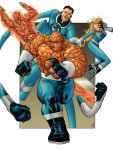 Fantastic Four by spiderguile by MAROK-ART